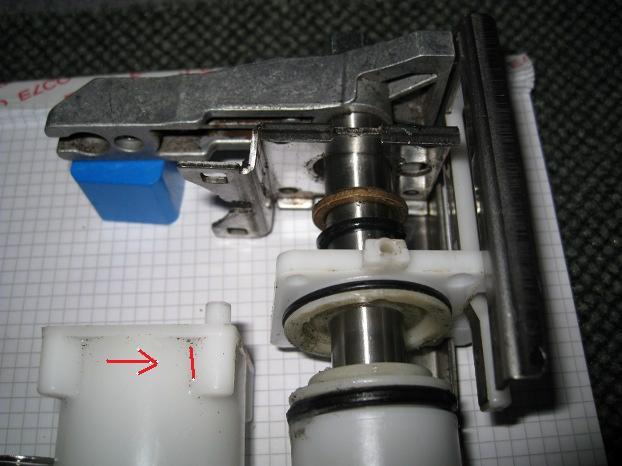 Beliebt Bevorzugt Kaffeevollautomaten.org | Krups Hydraulikzylinder - Undicht #US_63