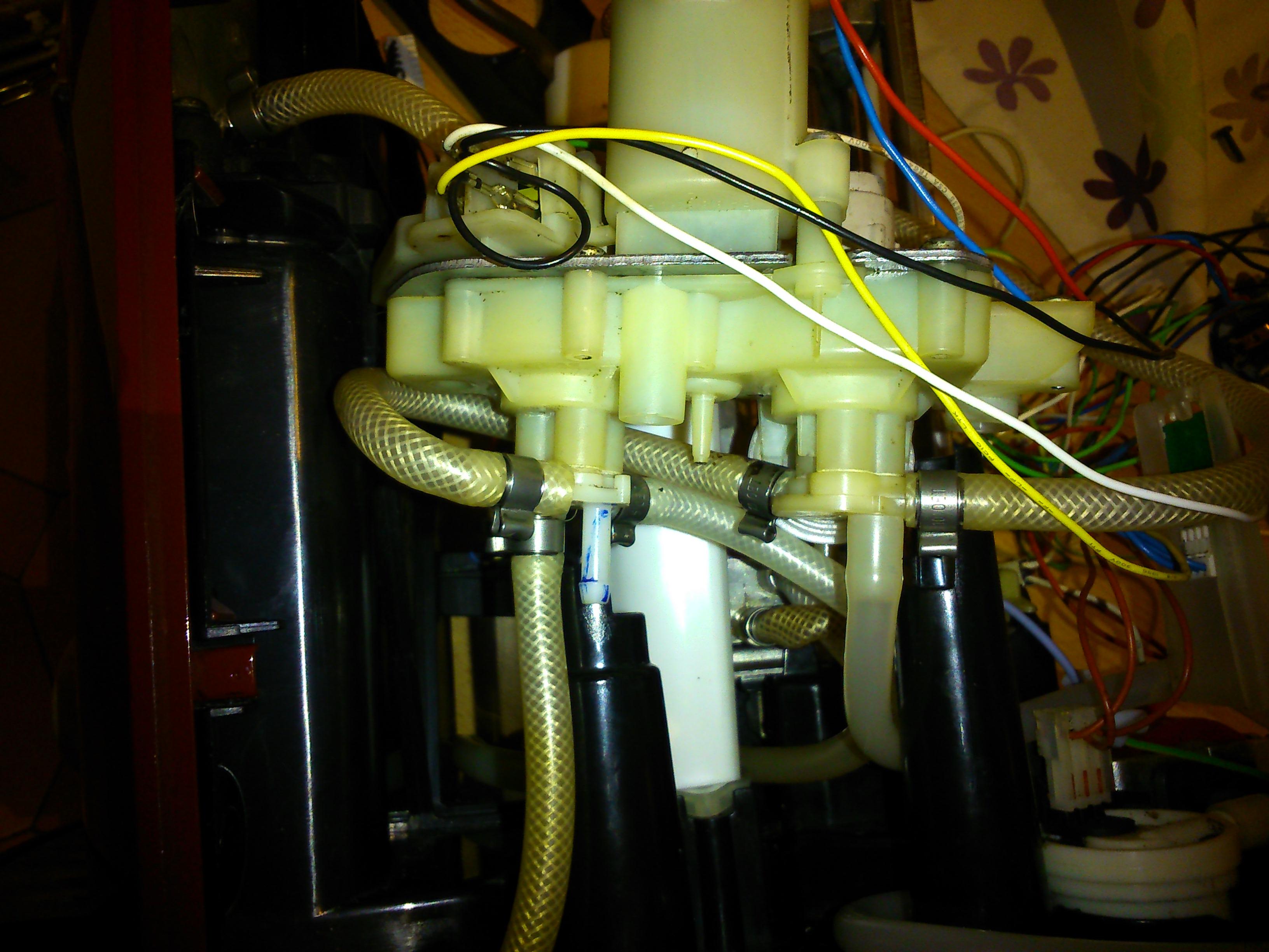 Krups wasserkreislauf füllen