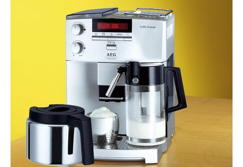 Aeg Caffe Grande Macchiato Cg 6600 Bei Kaffeevollautomaten Org