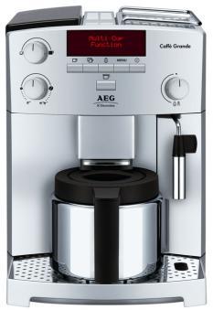 Aeg Caffe Grande Cg 6400 Bei Kaffeevollautomaten Org