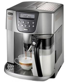 delonghi eam 4500 pronto cappuccino bei. Black Bedroom Furniture Sets. Home Design Ideas