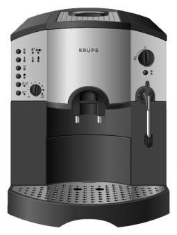 Bedienungsanleitung krups kaffeemaschine