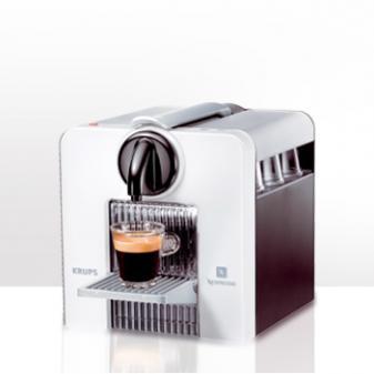 krups nespresso le cube xn 5000 bei. Black Bedroom Furniture Sets. Home Design Ideas