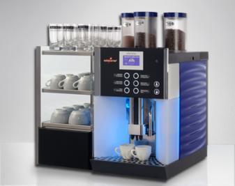 Schaerer Coffee Factory Cup & Cool bei Kaffeevollautomaten.org