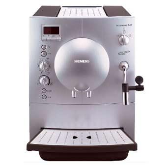 Siemens Surpresso S40 Tk64001 Daten Vergleich Anleitung