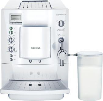 siemens surpresso s70 weiss kaffeevollautomat tk 69001 02 ebay. Black Bedroom Furniture Sets. Home Design Ideas